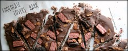 Chocolate Lovers Bark Recipe