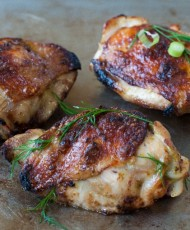 Citrus Marinated Chicken Recipe