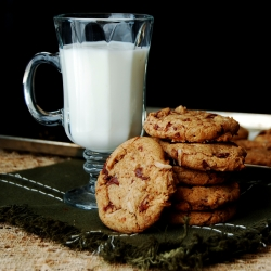 Coconut Mocha Chocolate Chip Cookies Recipe