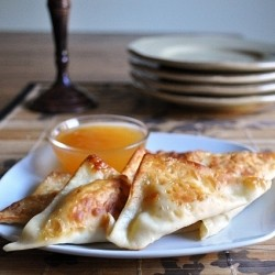 Hoemmade Crab Rangoon Recipe