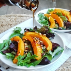 Mulled Balsamic Vinaigrette Recipe