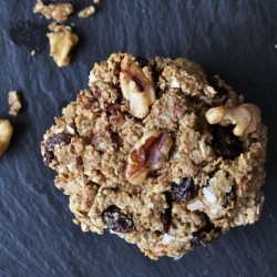 Olive Oil Oatmeal Cookies Recipe