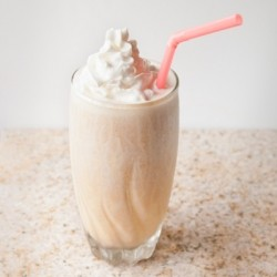 Pumpkin Cheesecake Milkshake Recipe