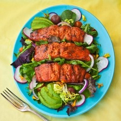 Smoky Grilled Salmon Recipe