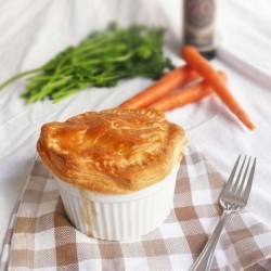 Vegetarian Pot Pie Recipe