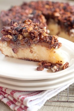 Apple Pecan Coffee Cake