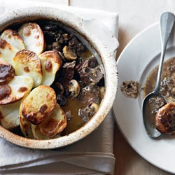 Beef and Red Wine Hot Pot Recipe