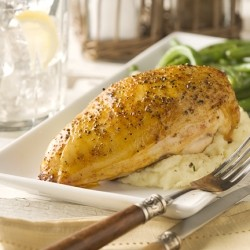 Buttermilk Brined Chicken Recipe