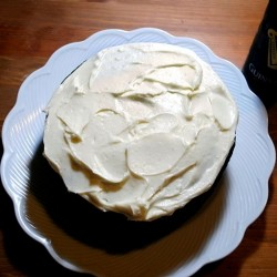Guinness Chocolate Layer Cake Recipe