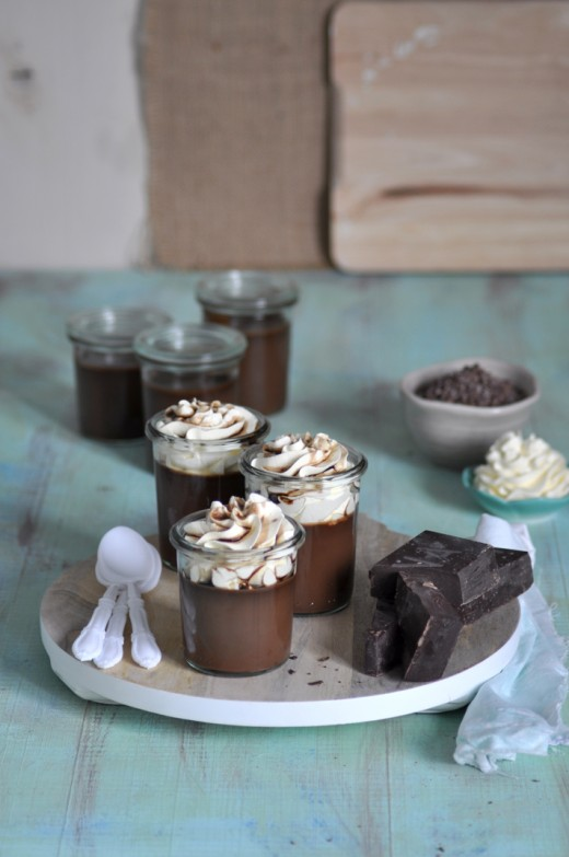 Guinness Chocolate Pudding Recipe
