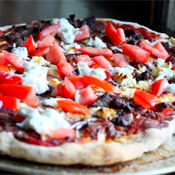 Gyro Pizza Recipe