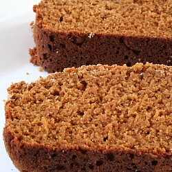 Homemade Wheat Germ Molasses Bread