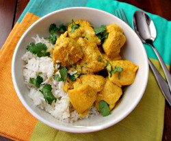 Indian Lemon Chicken