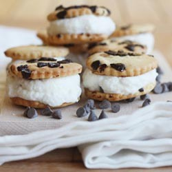 Italian Biscuit Ice Cream Sandwich Recipe