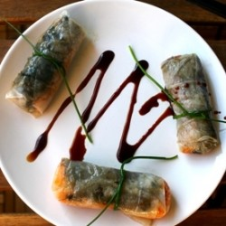 Low Fat Spring Rolls Recipe