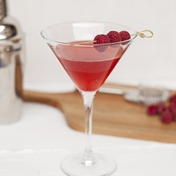 Raspberry Martini Recipe