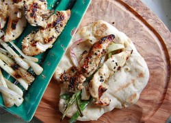 Sesame Chicken Wraps Recipe