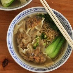 Singaporean Wontons Recipe