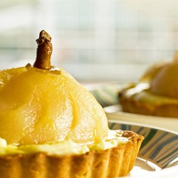 Spanish Pear Tarts