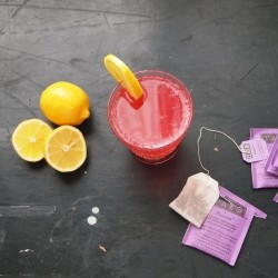 Sparkling Passion Tea Lemonade Recipe