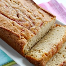 Strawberry Jam Quick Bread