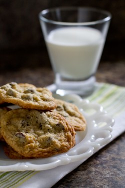 Thai Potato and Chocolate Chips Cookies Recipe