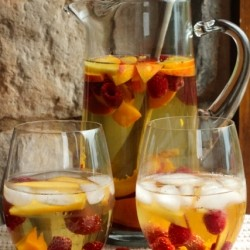 White Mango Sangria Recipe