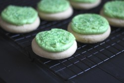 Big Soft Lofthouse Syle Frosted Sugar Cookies