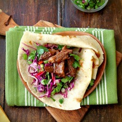 Chipotle Beef Short Rib Taco Recipe