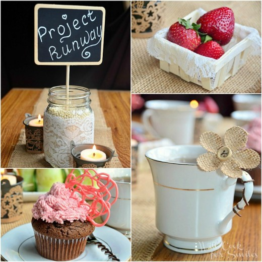 Chocolate Cupcakes with Raspberry Mousse Frosting Recipe