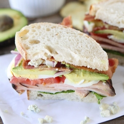 Cobb Salad Sandwich Recipe