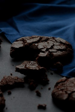 Double Chocolate Cinnamon Ginger Cookies Recipe