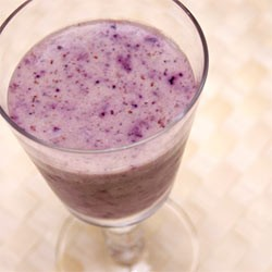 Favorite Berry Banana Smoothie