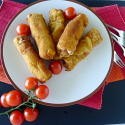 Fried Pork Rolls Recipe
