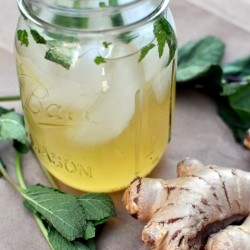 Homemade Ginger Ale Recipe