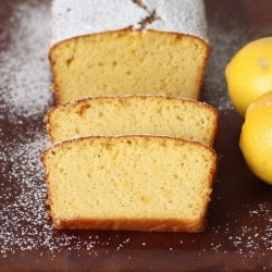 Lemon Cake Low Carb Recipe