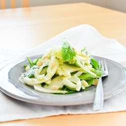 Marinated Fennel and Pear Salad