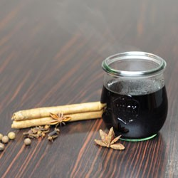 Mulled Wine with Christmas Spices