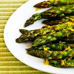 Pan Fried Asparagus
