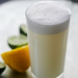 Ramos Gin Fizz Cocktail Recipe