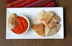 Roasted Red pepper Dip Romescao Sauce Recipe