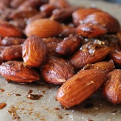 Smokey Roasted Almonds Recipe