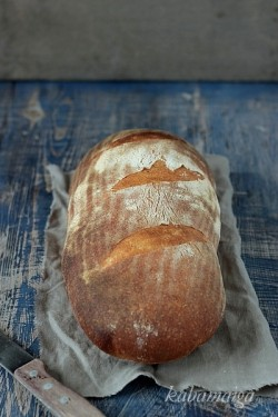 Vermont Sourdough Bread Recipe