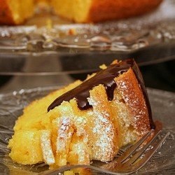 Whole Orange Olive Oil Cake text and recipe…