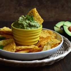 Avocado Dip with Soy Recipe