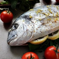 Baked Sea Bream Recipe