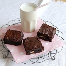 Brown Butter Pecan Brownies