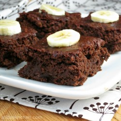 Chocolate Banana Brownies Recipe