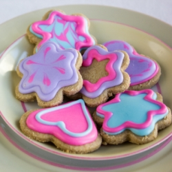Gluten Free and Vegan Sugar Cookies Recipe