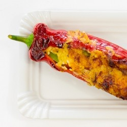 Grilled Stuffed Peppers Recipe